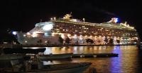 Το τεράστιο κρουαζιερόπλοιο Explorer of The Seas