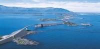 Atlanterhavsveien: Ο Δρόμος του Ατλαντικού στην Νορβηγία