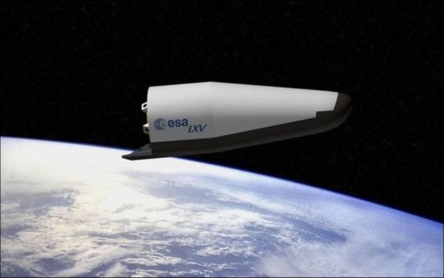 """Το """"διαστημοπλάνο"""" IXV της ESA ετοιμάζεται για πτήση"""