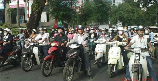 Τι μπορεί να κάνουν τα ποδήλατα και τα παπάκια!